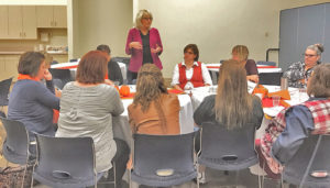 Southeastern Illinois College Education Instructor, Diane King, was a presenter to the SIC Early Childhood Advisory Committee during its fall meeting on November 4.